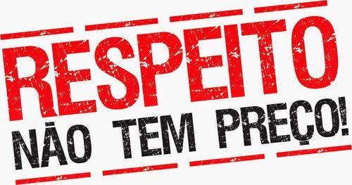 Respeito, Valor, Valorização (Profissional)